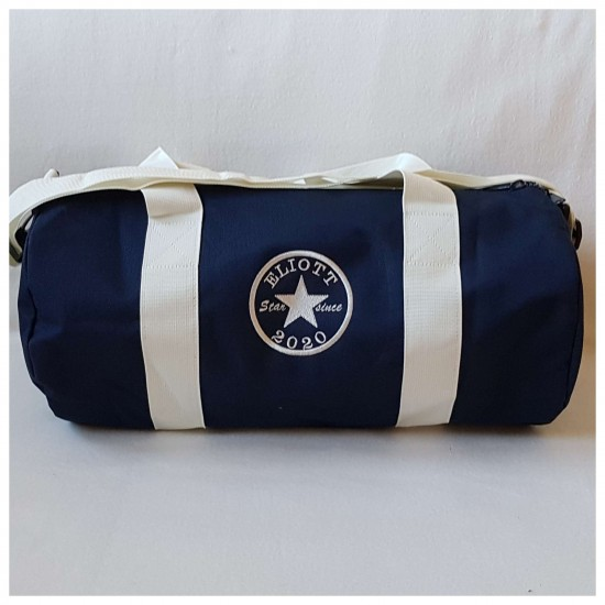 Grand sac polochon marine...