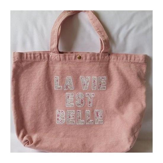 Petit sac bois de rose...